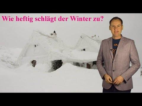 Kälteschock für Deutschland: Wie heftig schlägt der Winter zu? Spannung steigt! (Mod.: Dominik Jung)