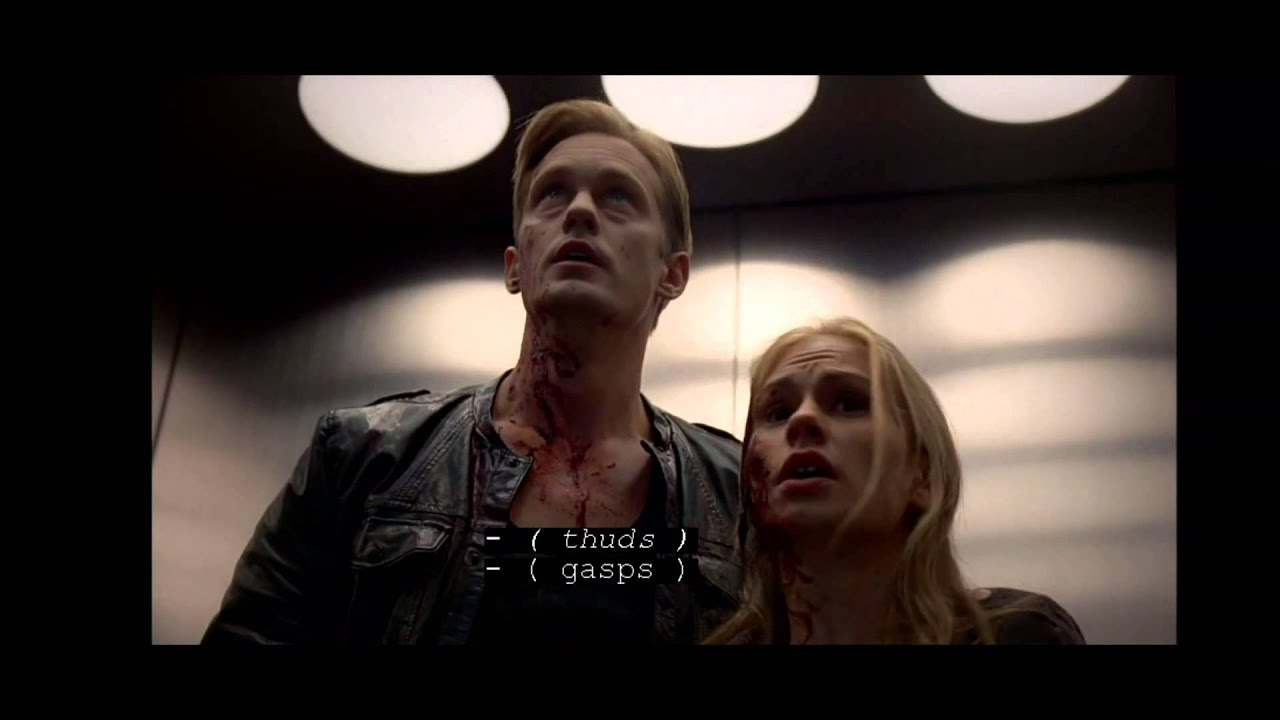 Download True Blood S1 E1 Eric & Sookie - The Escape