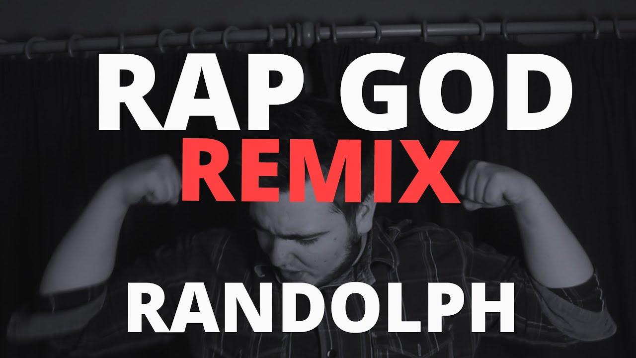 """Download Randolph - """"Rap God"""" (Remix)"""