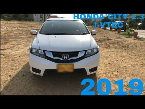 HONDA CITY 1.3 I-VTEC PROSMATIC 2019 PAKISTAN WALK AROUND AND COMPLETE REVIEW |CAR WARS