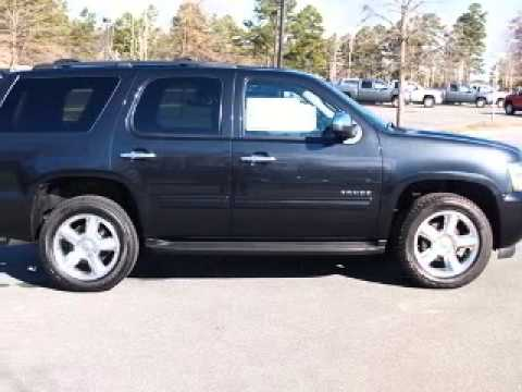 2011 Chevrolet Tahoe Parks Chevrolet At The Lake