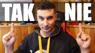 Rybomania WARSZAWA? Koniec SEZONU? | Vlog #90