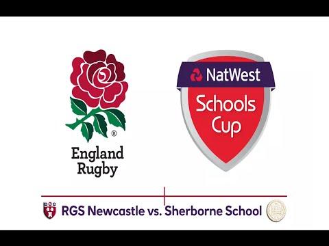 Natwest Schools Cup U15 Semi Final - RGS Newcastle vs. Sherborne School Full Match