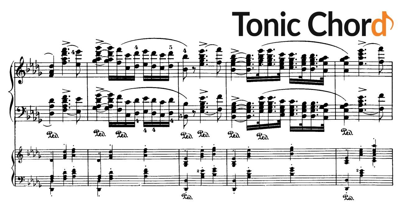 Tchaikovsky Piano Concerto No 1 In B Flat Minor Op 23 Accompaniment Youtube