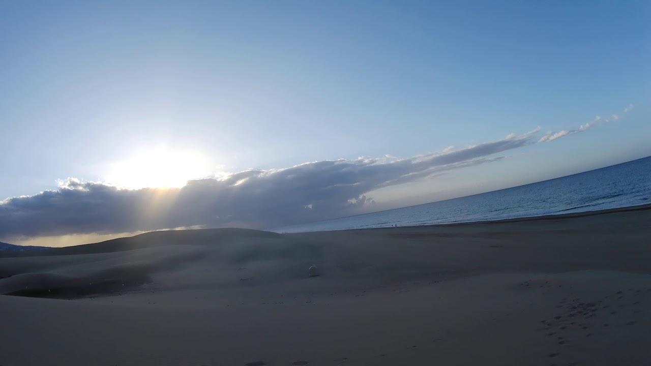 Gran Canaria Maspalomas Wetter