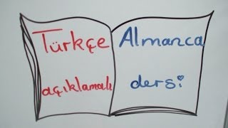 Almanca sözlük tavsiyesi