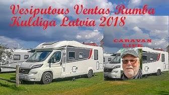 BALTIC ROAD TRIP 2018 : PART167 KULDIGA LATVIA