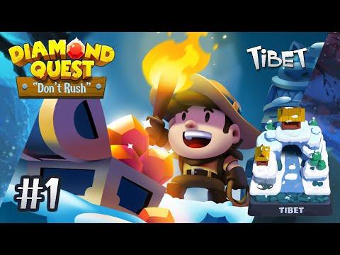 Diamond Quest Tibet Stage 1