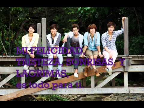 SS501-Let Me Be The One (Sub Español) (Audio) (Mp3-Mp4)
