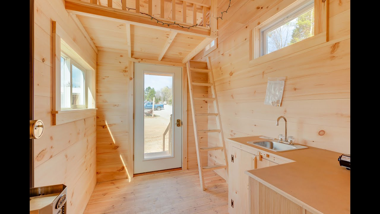Live Debt Free Living Large In A Tiny House The Making Of