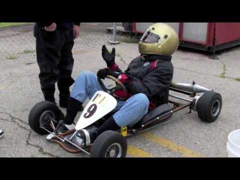 Camden 2013 Clips  G and J Kartway Vintage Karting VKA