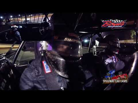 2 Seater Ride #2 - 10-29-17 Boyds Speedway - In Car Camera