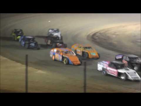 Springfield Raceway 11 26 16 Jace Gay A Feature