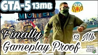 {13MB}DOWNLOAD GTA 5 FOR PC HIGHLY COMPRESSED FOR WINDOWS 7 /8/10 || WITH GAMEPLAY PROOF