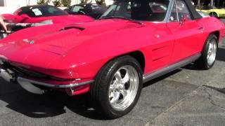1964 Corvette TPI Convertible