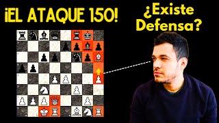 Aperturas Agresivas    ATAQUE 150    SISTEMA LONDRES vs India de Rey