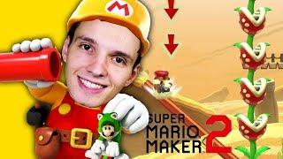 ARSCHBOKEEEEEEEEE !!!!!!! (Super Mario Maker 2)
