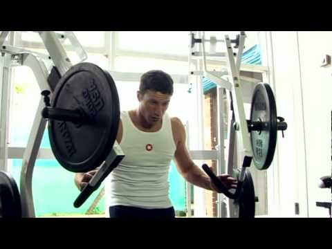 Rod Bradley Training Tips  Shoulders  Maximuscle