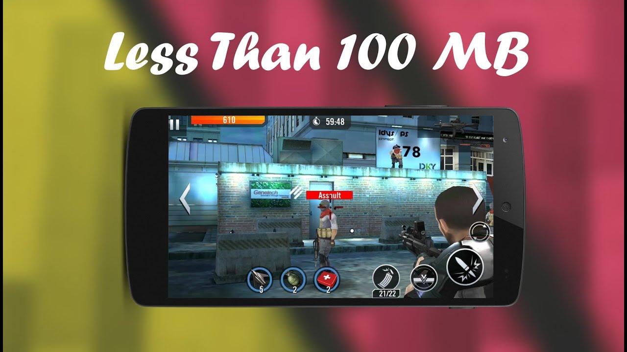 Top 10 Best Android Games Under 100MB - UandBlog