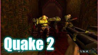 Quake 2  -  Desactivando los escudos      #16
