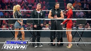 """Miz TV"" welcomes Summer Rae, Dolph Ziggler and Lana: SmackDown, Sept. 3, 2015"