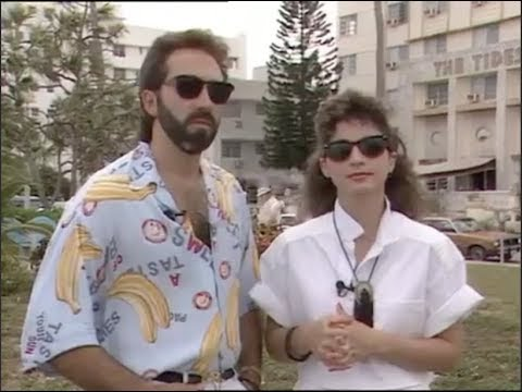 [Rare] Interview 1986 Gloria Estefan & Emilio Estefan in Miami (Part 1)