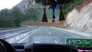Отдых в Турции. Дорога из аэропорта Даламан в Мармарис(, 2017-08-17T17:25:00.000Z)