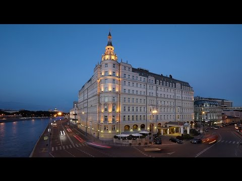 Remarkable journey to Moscow — Hotel Baltschug Kempinski
