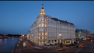 Remarkable journey to Moscow —Hotel Baltschug Kempinski