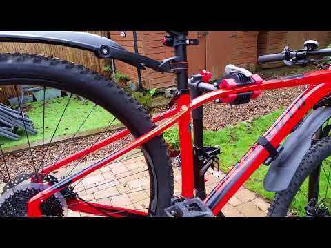 Specialized Rockhopper Comp with accessories