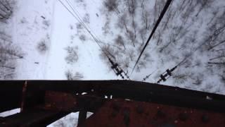 Радиовышка в Электростали(, 2014-02-05T23:43:41.000Z)
