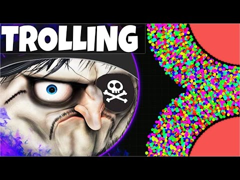 AGARIO Funny Moments | Trolling People In Agar.io #9