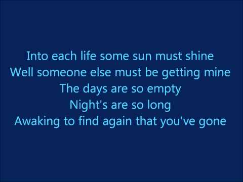 Deeper Shade Of Blue Steps Karaoke with backing vocals [official]