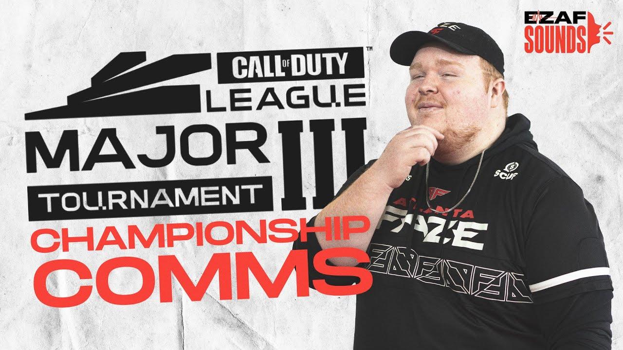 What Atlanta FaZe Comms Sound Like Winning $200K in Call of Duty League