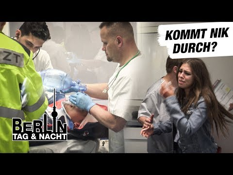 Berlin - Tag & Nacht - Sorge um Nik #1729 - RTL II