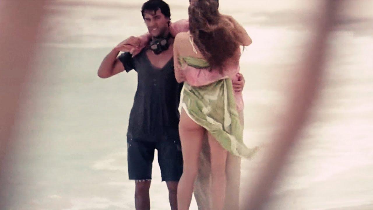 兩男一女被困住荒島生存,人性的醜陋徹底被展現出來!