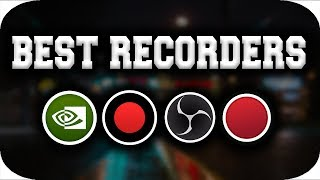 Best PC Screen/Gameplay Recorders 2018