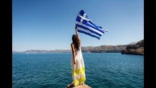 Греция погода температура воды отдых