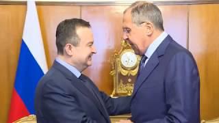 С.Лавров и И.Дачич