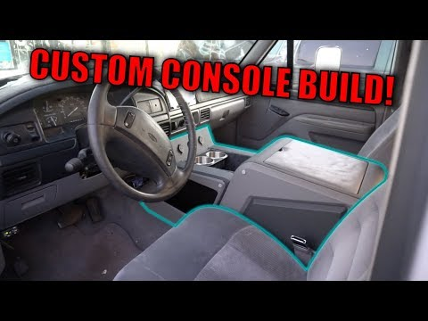 THE SICKEST OBS F350 CENTER CONSOLE EVER MADE!
