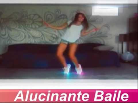 Alucinante Baile de Chica ! Espectacular juego de pies - YouTube cb403b3c719