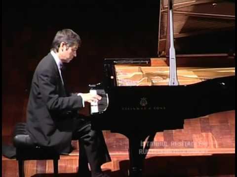 Rustem Hayroudinoff - Istanbul Recitals Concert October 2007