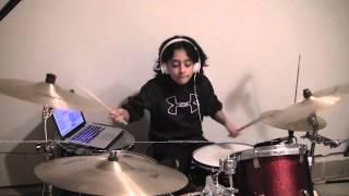 Baixar Good Times Bad Times Drum Cover - Raghav 10 Year Old Drummer
