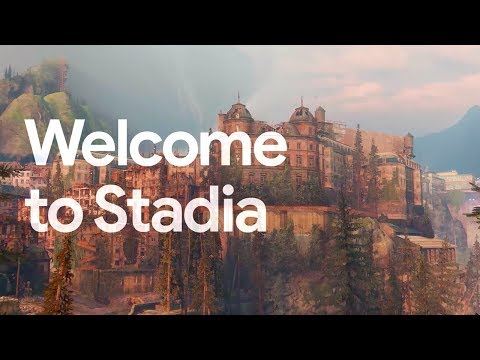 Stadia Connect 6.6.2019 - Official Sizzle Reel