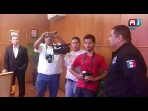 Toma protesta nuevo titular de la SSP en Mazatlán