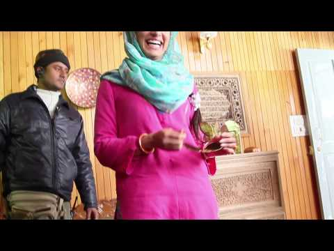 Haider | Shraddha Kapoor On Set | Shahid Kapoor | Behind The Scenes