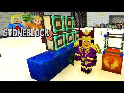 Draconic Evolution Fusion Crafting! – Minecraft Stoneblock 2 #42