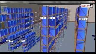 Модуль «3D модель» для