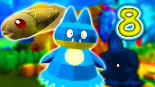 "Pixelmon Adventure Roleplay - ""THE NIGHT IS ALRIGHT!"" - Episode 8 - Minecraft Pokemon Mod"