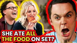 The Big Bang Theory: Hilarious Bloopers And Everything That's Left Behind the Scenes